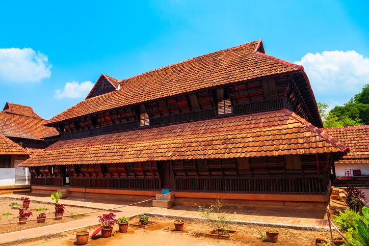 Padmanabhapuram Palace is a travancore era ancient palace in Padmanabhapuram village near Kanyakumari in Tamil Nadu in India