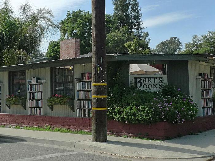 Bart's Books Ojai Californis