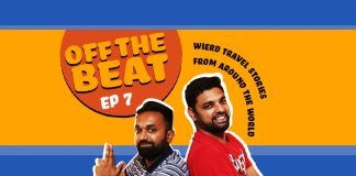 Off the Beat - EP 7