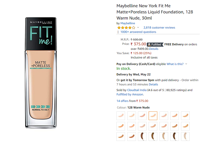 cheap drugstore foundations