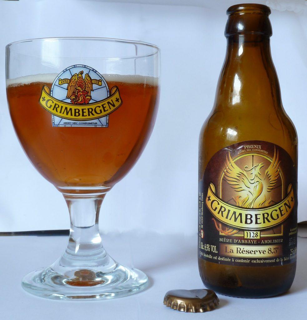 Grimbergen Dubbel draught, Medieval Beer