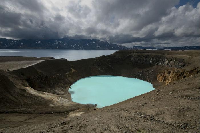 Crater Lakes, Askja Caldera & Viti Crater Iceland