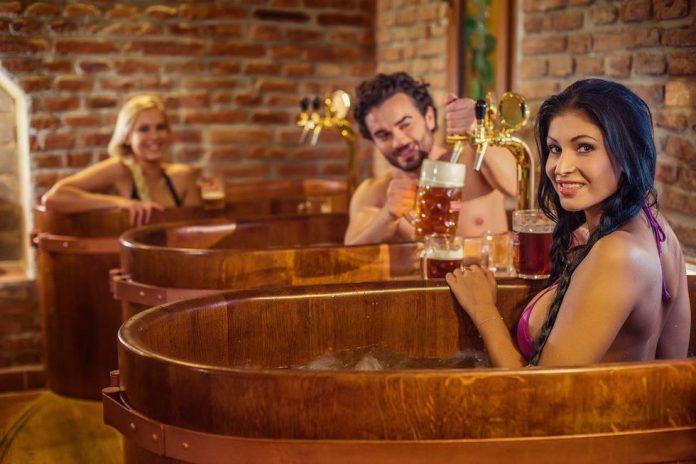 original beer spa