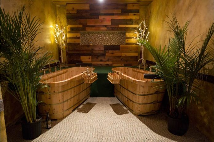 hop in the spa oregon usa