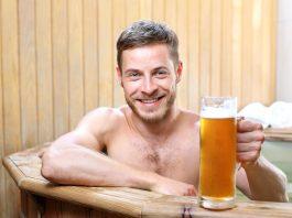 Beer spas