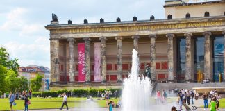 Altes Museum Berlin, Germany