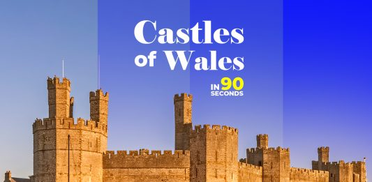 Castles-of-wales