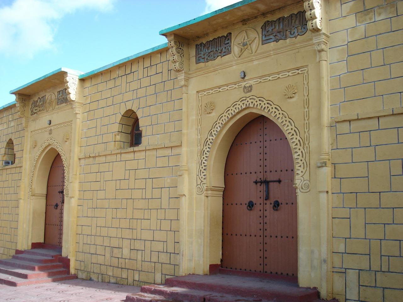 Rabat, capital of morocco