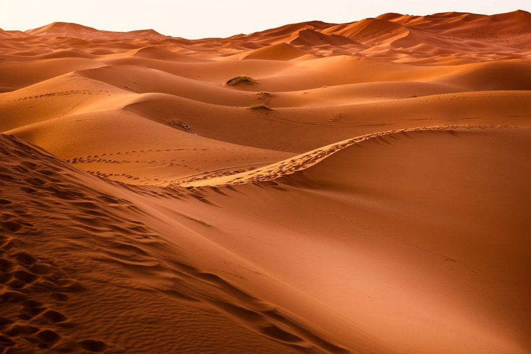 deserts in Australia