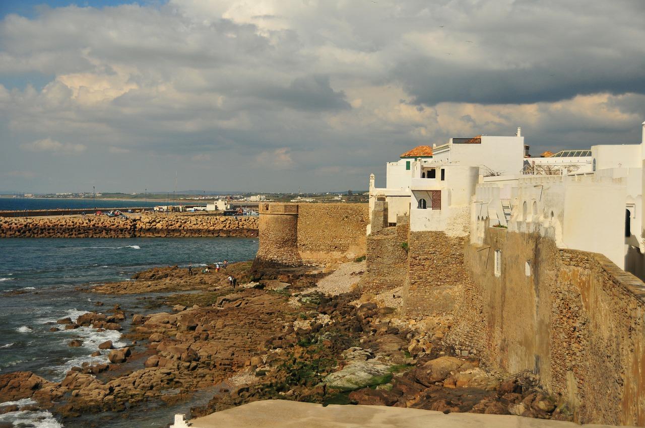 Asilah, a beautiful beach destination