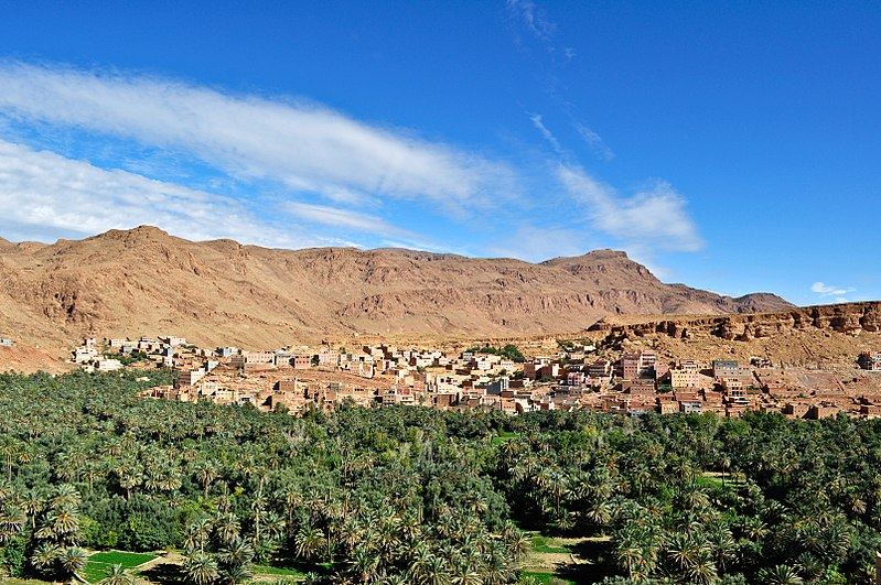 Tinghir, The Most Beautiful Oases In Southern Morocco
