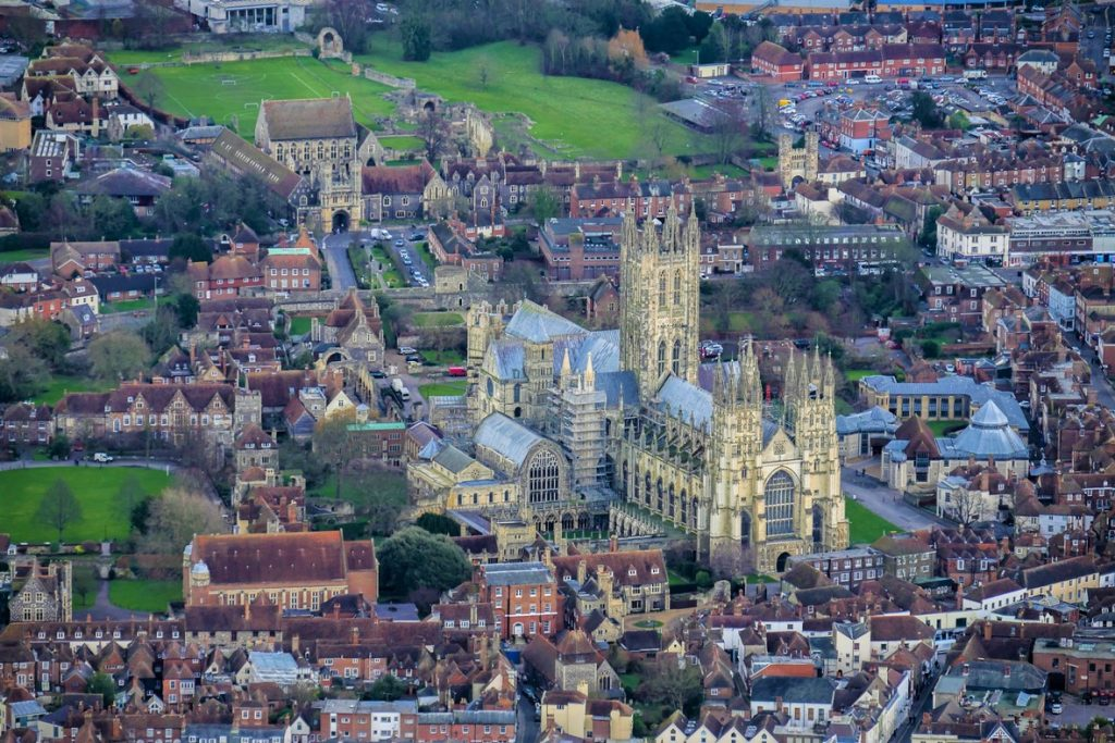 Canterbury Cathedral day trips from london