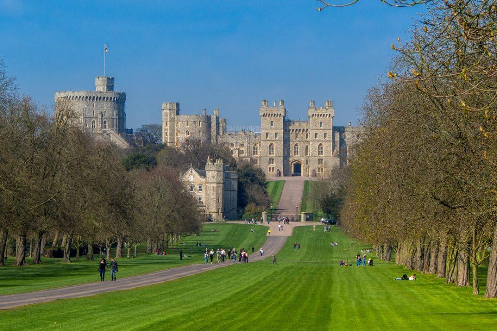 United Kingdom: The long walk to Windsor Castle
