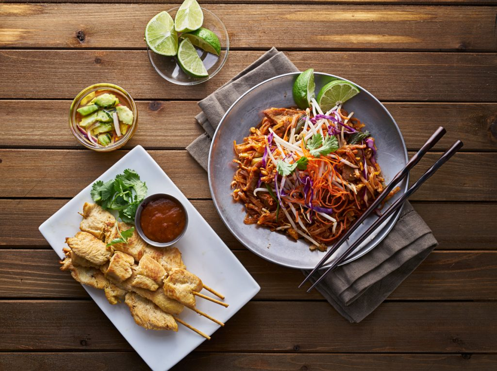 thai dishes, Noodle Dishes