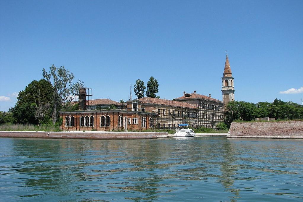 Poveglia Island - Venice, Italy, most haunted places in the world