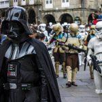 "Galaxy's Edge - Disney's new ""Star Wars"" theme park opens in California"