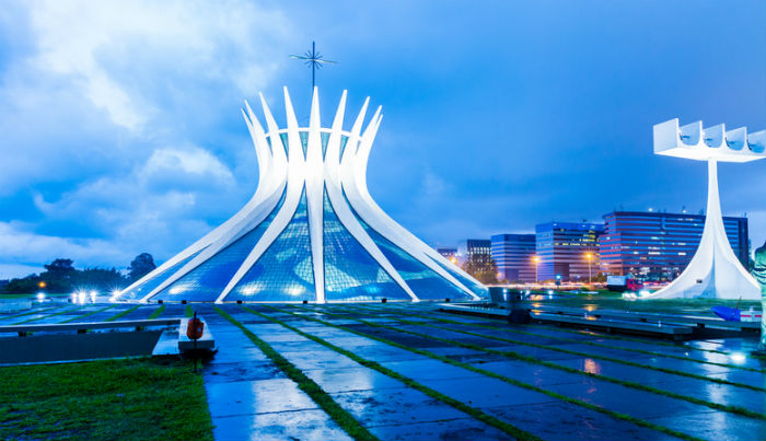 Architecture Lovers, Churches