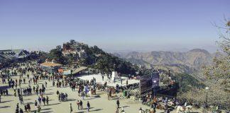 shimla manali overcrowding