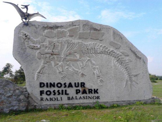 gujarat dinosaur park