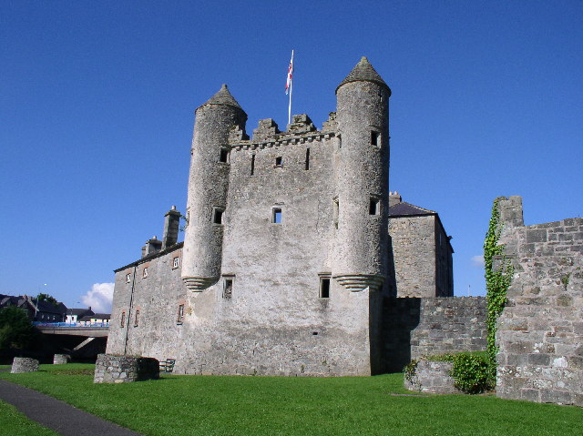 castles northern ireland