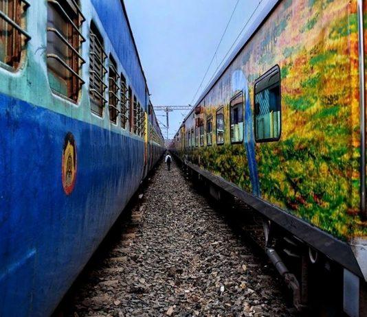 indian railways 100 day plan