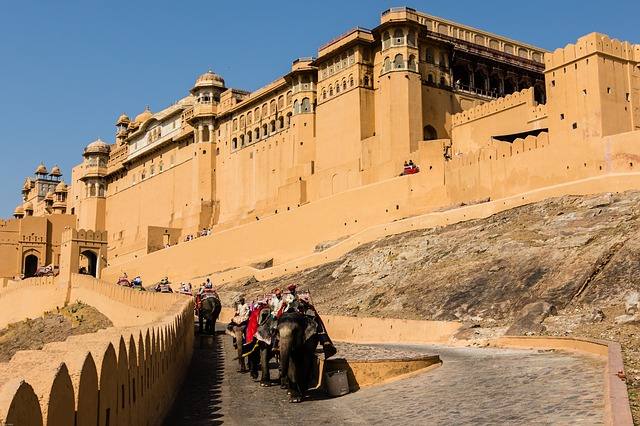 forts in india