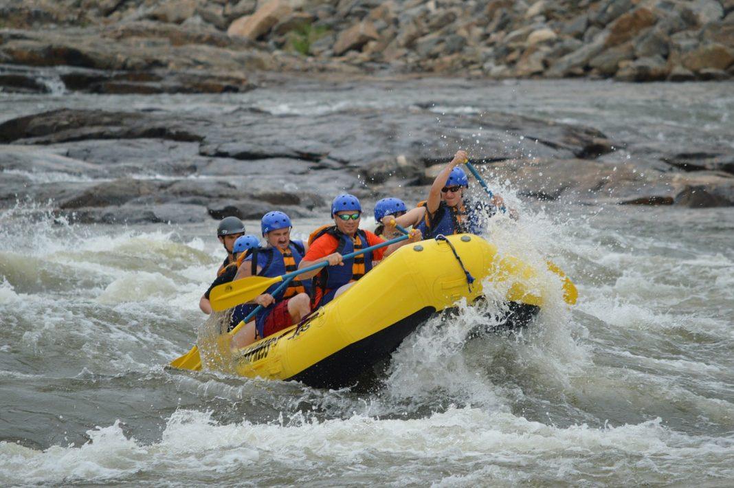 kashmir river rafting