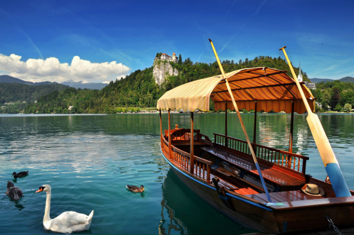 Lake Bled, Peaceful Countries