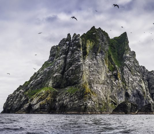 scottish island rockall tour