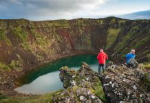 Crater Lakes Iceland