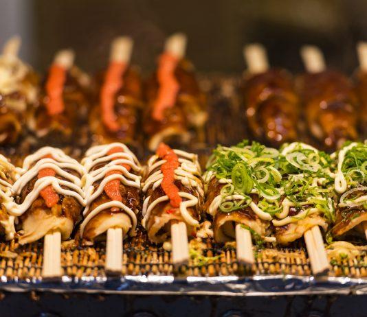 street food in japan