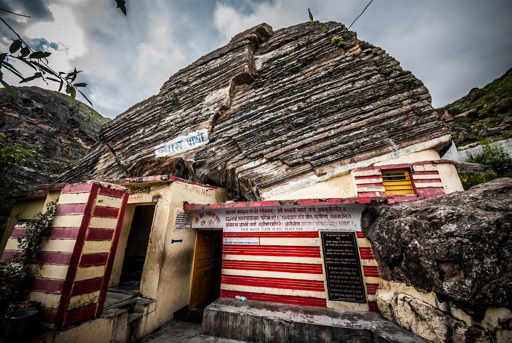 Veda Vyasa's Cave Mana