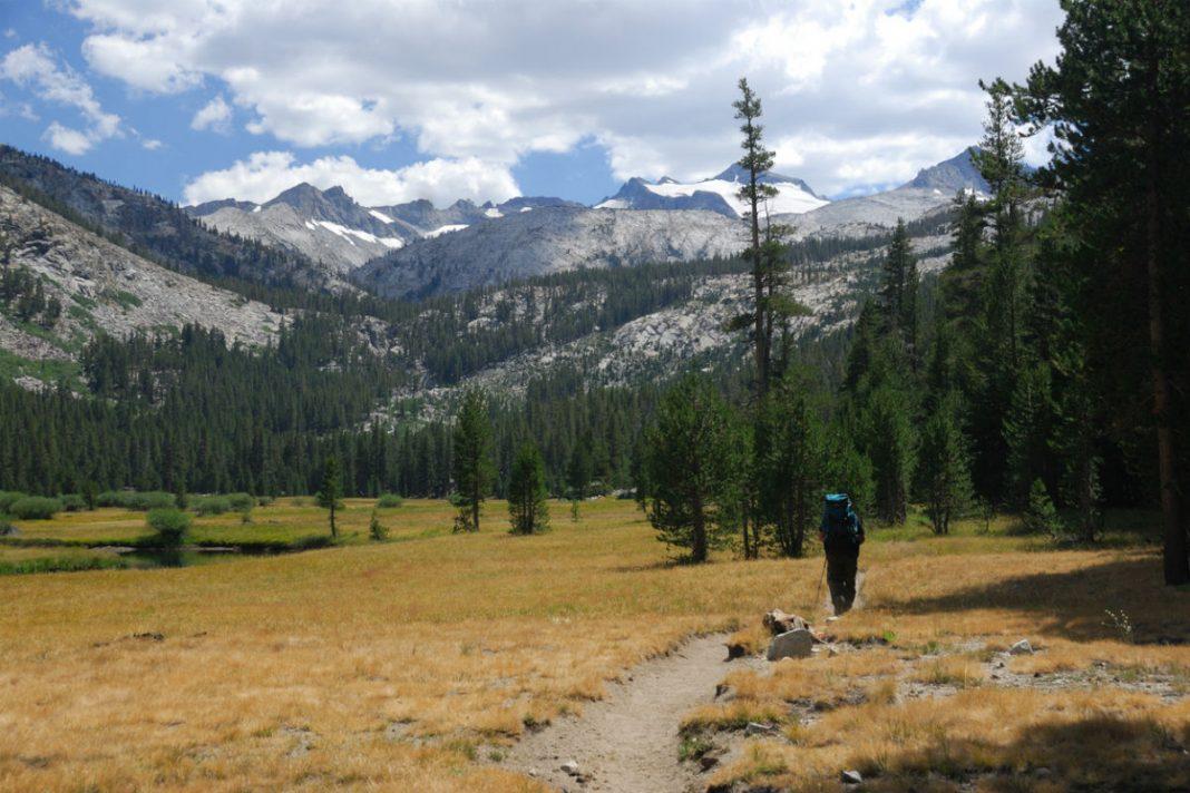 John Muir Trail, Hiking Shoes