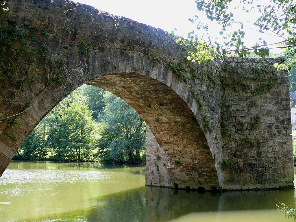 Najac - Pont Saint-Blaise