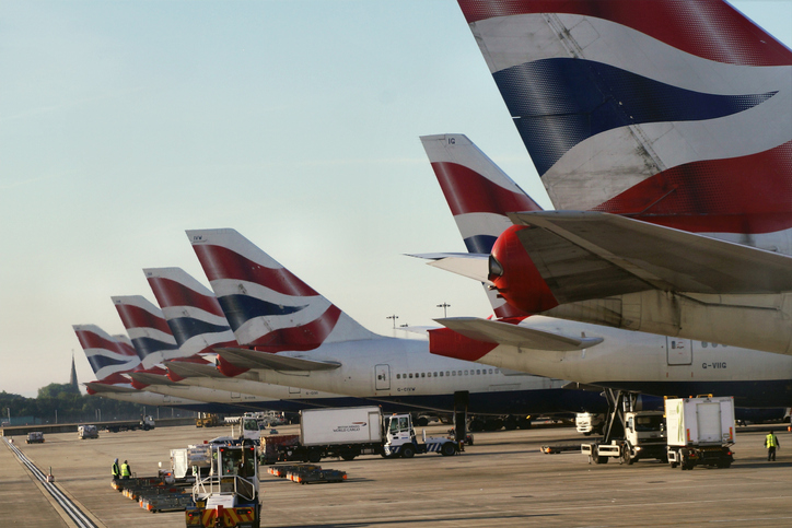 british airways fined