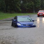 Intense Flash Floods Hit Washington D.C, Normal Life Disrupted