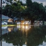 New Orleans Battles Intense Flash Floods While Preparing For Possible Hurricane