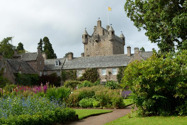 Cawdor Castle castles in scotland