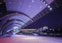airports in dubai solar powered, Best Airports