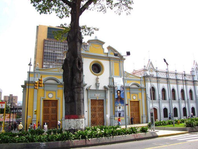 Iglesia de San Francisco Caracas