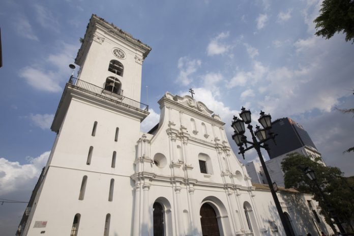 cathedral in downtown, caracas, venezuela, things to do in caracas