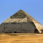 Egypt's 'Bent Pyramid' Open to Tourists After 54 Years