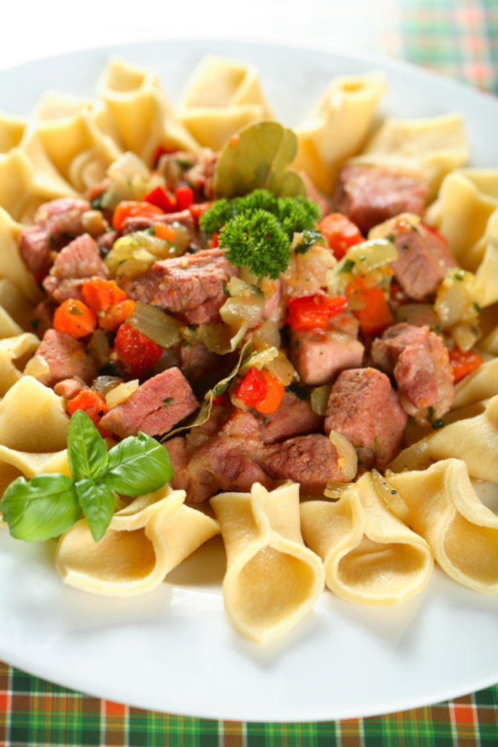 Croatian Dishes