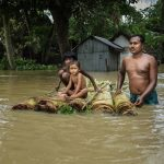 Death Toll in Assam and Bihar Floods Touches 170, Both States Continue to Battle Heavy Deluge