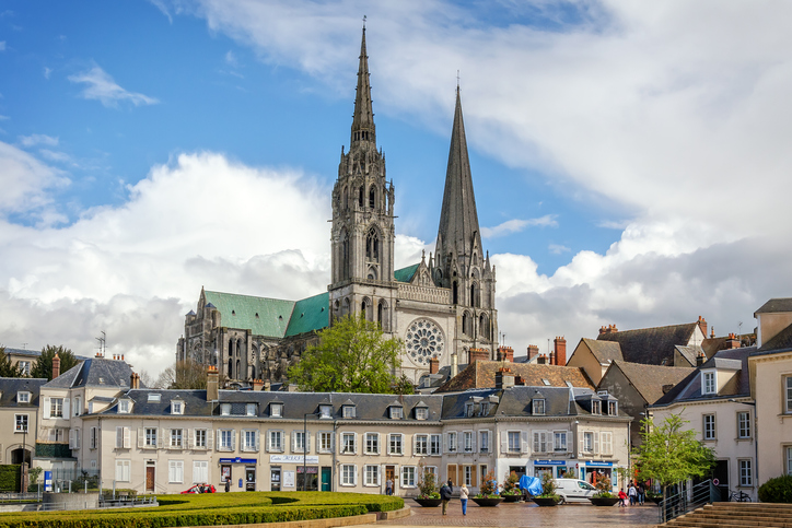 Chartres Cathedral day trips from paris