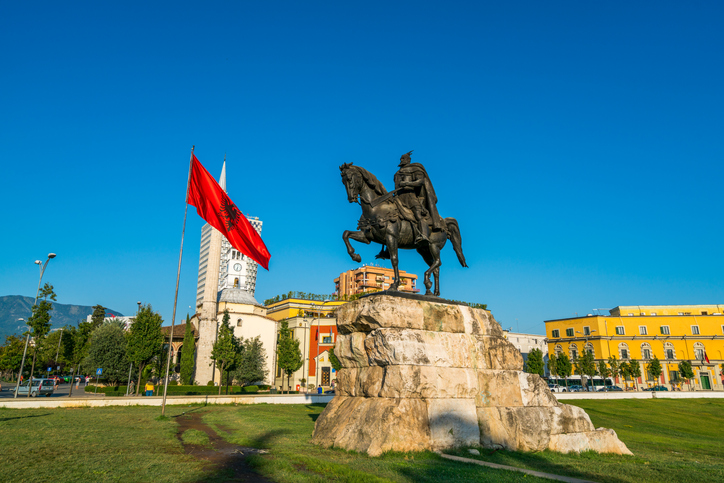 best things to see in tirana