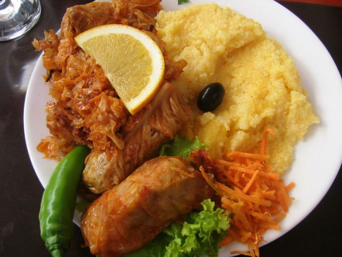 Romanian Dishes