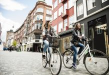 best cities for cycling