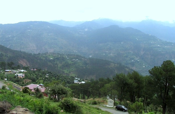 Hill station In Patnitop