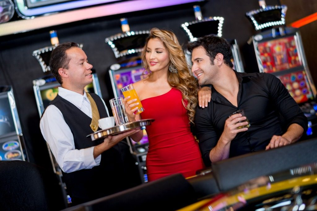 Things you shouldn't do in a casino